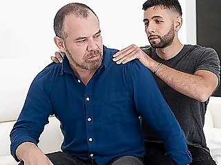 Bear Step Dad Family Sex With Step Son After Fucking His Mom twink (gay) bareback (gay) bear (gay)