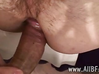 Handsome gay boy filmed getting messy ass-to-mouth 2:14 2013-10-03
