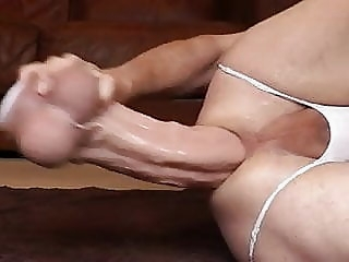 13.5 Inch Monster Dildo Anal #3 2:28 2013-06-21