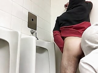 suck rim fuck at urinals amateur (gay) bareback (gay) blowjob (gay)
