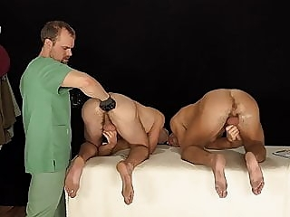 Military Czech Up and Raw Fucking at WilliamHiggins man (gay) bareback (gay) hunk (gay)