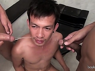 Boykakke's Top Model 5: Raunchiest Orgy Contest amateur (gay) asian (gay) gays (gay)