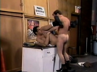 Two marvelous gay bears enjoy hard anal sex before unloading together 10:00 2017-01-07