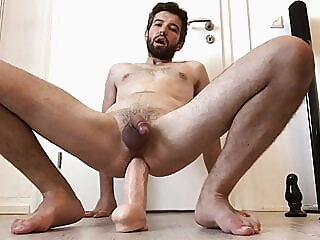 Big dildo amateur sex toy gay dildo