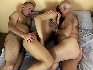 daddy and boy218 Alain enjoys two daddies 23:40 2019-02-12
