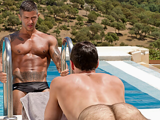 Gran Vista XXX Video: Goran, Dario Beck gay bear gay blowjob gay hd