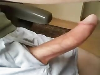 Huge White Cock amateur (gay) big cock (gay) daddy (gay)